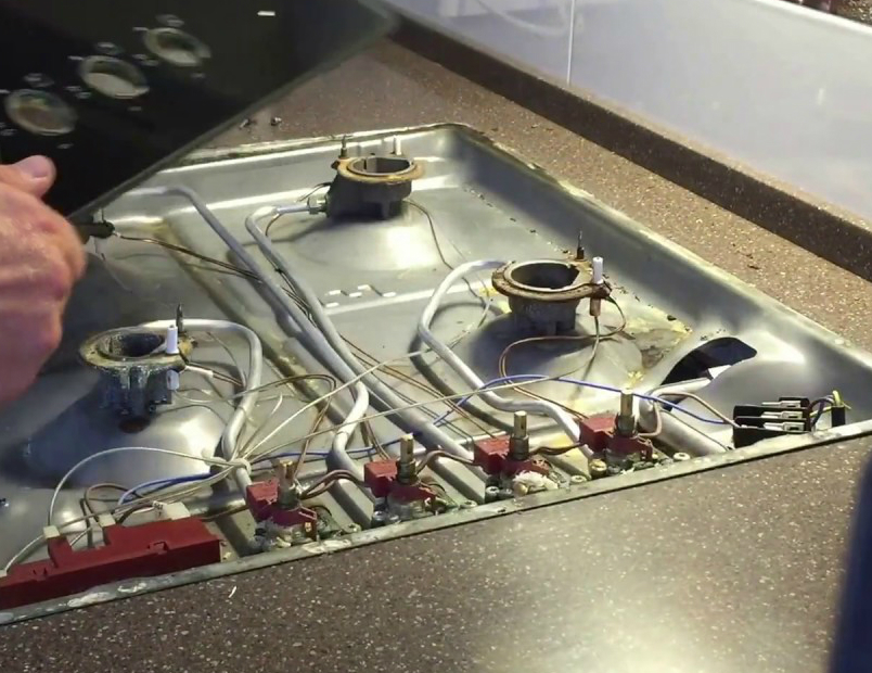 Нарди ремонт газовой плиты