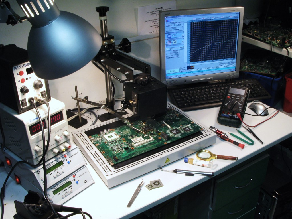 Ремонт электроники в Мариуполе