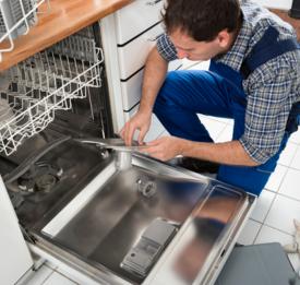 Чиним посудомойку