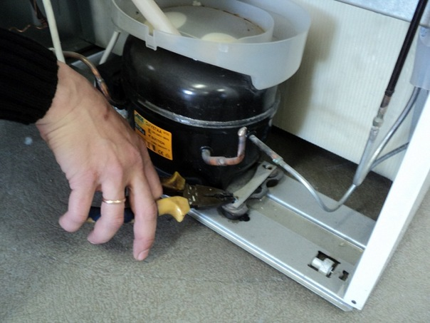 Холодильник nord ремонт своими руками 86